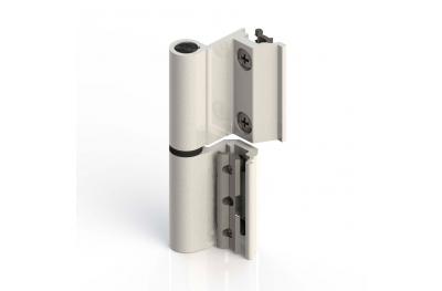 Cerniera Giesse Flash Base Terza Anta Serie R50 Freddo per Alluminio