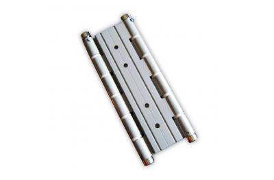CMD120 Cerniera a Molla a Doppia Azione Portata 15Kg in Alluminio Pettiti Giuseppe