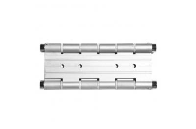 CMD180 Cerniera a Molla a Doppia Azione Portata 20Kg in Alluminio Pettiti Giuseppe