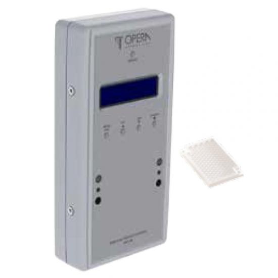 Contapersone Monodirezionale Elettronico 59001 Serie People Counter Op
