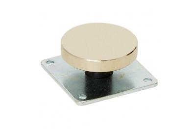 Contropiastra Fissa per Elettromagneti Serie 180 e 190 Opera 01800Z
