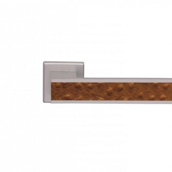 Coppia Di Maniglie Ghidini Modello Frame St Rosette E Bocchette