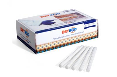 Dryrod Sistema anti Umidità di Risalita Barre 18 cm Mungo