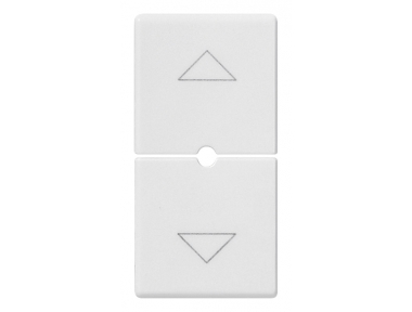 Due Mezzi Tasti 1 Modulo Simboli Frecce 14755 Plana Vimar