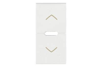 Due Mezzi Tasti 1 Modulo Simbolo Freccia 19755 Arké Vimar