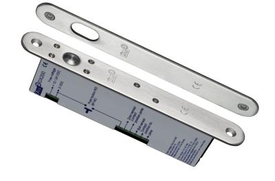 DX200I Elettropistone Antipanico Motorizzato Fail-Safe 12/24V DC + Reed di Stato CDVI