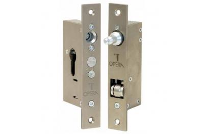 Elettroblocco di Sicurezza per Porte Scorrevoli 23822 Serie Arca Slide Opera