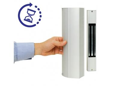 Elettromagnete con Maniglia e Timer per Condominio 14700TD Opera Serie Safety