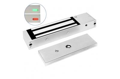 Elettromagnete Maxi di Sicurezza con Sensore e LED 13100 Opera Serie Safety