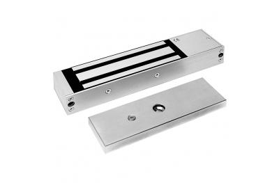 Elettromagnete Maxi di Sicurezza 600 Kg Alluminio 13000 Opera Serie Safety