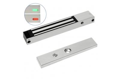 Elettromagnete Micro di Sicurezza con Sensore e LED 12800M Opera Serie Safety