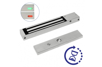 Elettromagnete Mini di Sicurezza Sensore LED e Timer 13700TD Opera Serie Safety