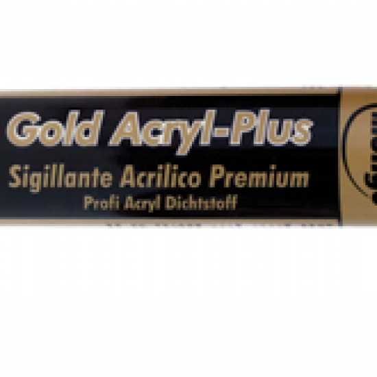 Gold Acryl Plus 310 Ml Sigillante Acrilico Premium Mappato Leed® Mung