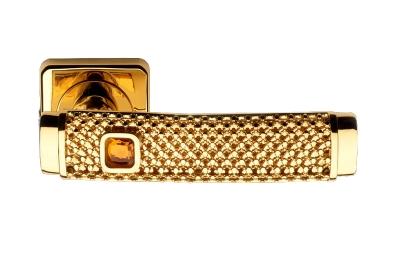 Gold Dream Jewellery PFS Pasini Maniglia per Porta con Rosetta e Bocchetta