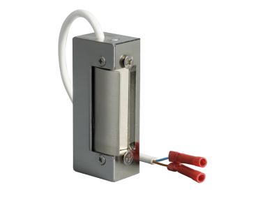 GPCF12 Bocchetta per Porte Antincendio Sblocco con Alimentazione 12V AC/DC Incontro Elettrico Resistente al Fuoco per Porte REI CDVI