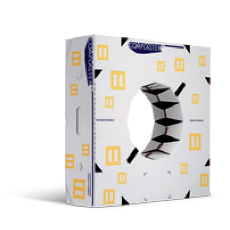 Guarnizione UP10 Complastex 10mm Fermavetro Scatola Bobina 60m
