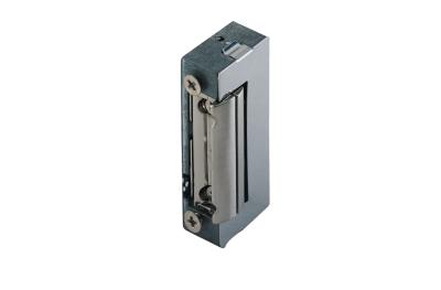 GUN RR12 Bocchetta Simmetrica Sblocco con Alimentazione 12V AC/DC Incontro Elettrico Simmetrico Universale CDVI