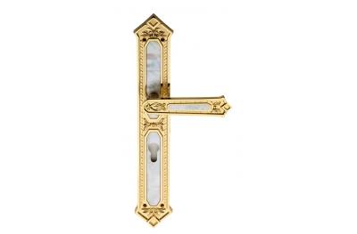 King Jewellery Line PFS Pasini Maniglia per Porta su Placca
