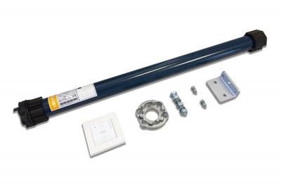 Kit Tapparella Elettrica Installazione Motore 20 Nm Radio RTS MRR 2000 Somfy