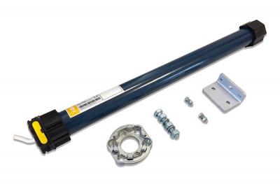 Motorizzazione per Tapparella Elettrica Tipo Tubolare Filare Kit Somfy MR 200