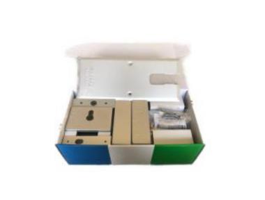 Kit per Porte Esterne con Chiudiporta a Pavimento SCO SbyC