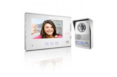 Kit Videocitofono Digitale con Telecamera e Installazione 2 Fili V400 Somfy