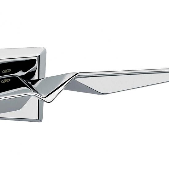 Maniglia Per Porta Zaha Hadid H356 Zh Duemilacinque Fusital