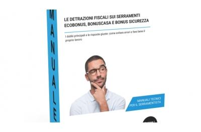 Manuale Detrazioni Fiscali Serramenti Guida E-book Ambrosi Partner