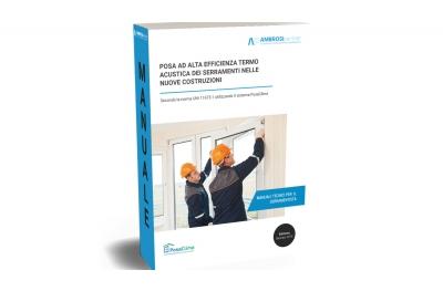 Manuale Posa Alta Efficienza Serramenti nelle Nuove Costruzioni