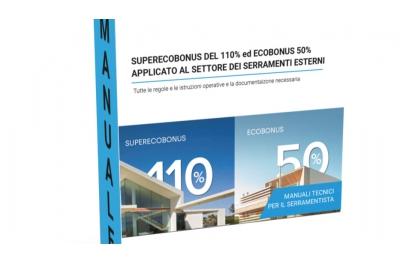 Manuale Superecobonus 110% ed Ecobonus 50% Serramenti Guida
