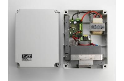MEM/AL Modulo Espansione Motori 24V con Alimentatore per Unità AC8 Max 16A Topp