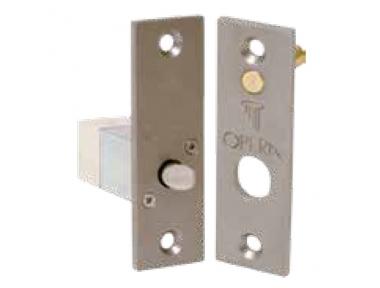 Micro Elettropistone con Scrocco Chiuso 20911XS-12 Serie Quadra Opera