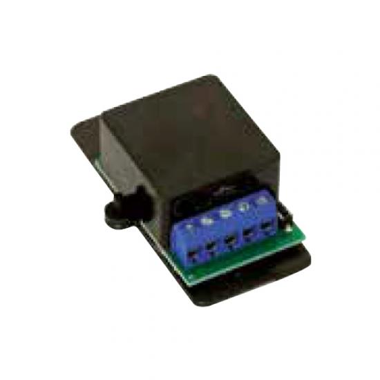 Mini Ricevitore Monocanale Per Gestione Singolo Comando Di Apertura 55