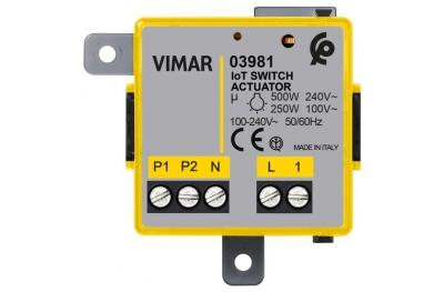 Modulo Relè Connesso IoT 03981 Vimar