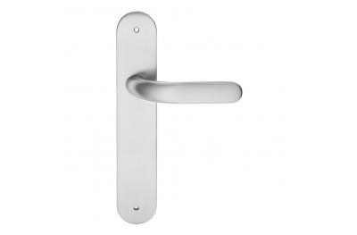 Point Maniglia per Porta su Placca con Forma Sofisticata  Linea Calì Design