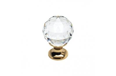 Pomolo Mobile Linea Calì Crystal OZ con Cristalli Swarowski®