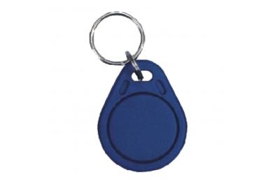PPB Tag di Prossimità in Plastica Blu in Formato Portachiave a 125Khz CDVI