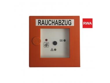 Pulsante di Allarme Comandi di Emergenza RT2 RWA per Centrali RWA per Sistemi Evacuazione Fumo e Calore Topp