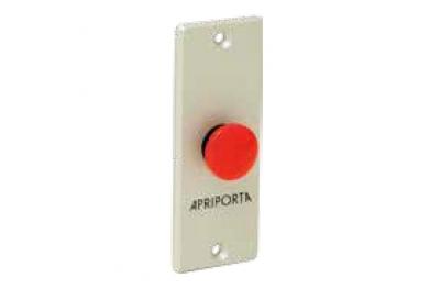 Pulsante per Apertura Porta 55017 Serie Profilo Opera