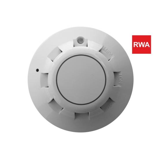 Rilevatore Di Fumo Rm2 Rwa Per Centrali Rwa Sistemi Evacuazione Fumo E