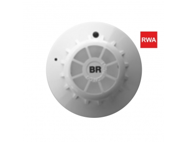 Rilevatore Termovelocimetrico di Temperatura TM2 RWA per Centrali RWA per Sistemi Evacuazione Fumo e Calore Topp