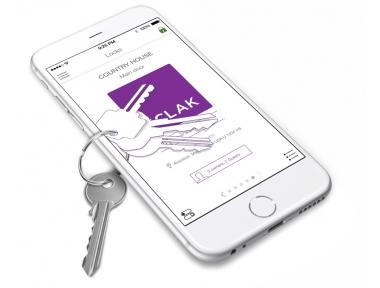 Sclak Sistema di Controllo Accessi e Presenze Apri la Serratura con Smartphone