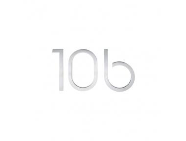 Segnaletica Numeri e Lettere pba in Acciaio Inox AISI 316L