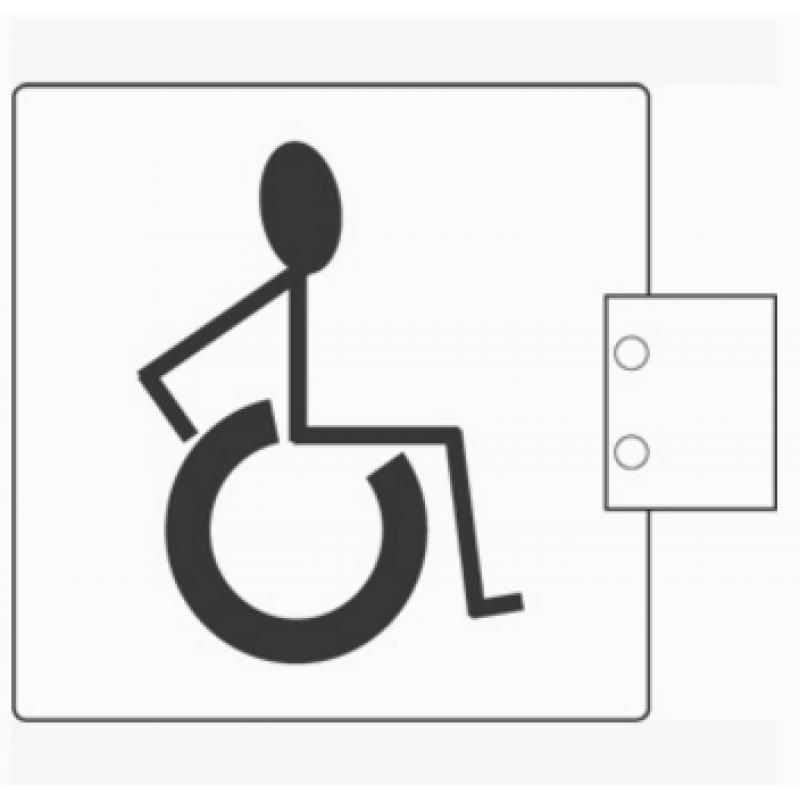 Segnaletiche pba per Bagni WC Toilette 2045 Vari Disegni | Windowo