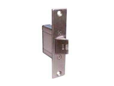 Serratura a Scrocco in Alluminio per Incontri Elettrici Serie Omnia Opera 08711A