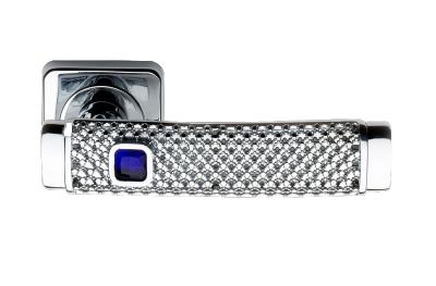 Silver Dream Jewellery PFS Pasini Maniglia per Porta con Rosetta e Bocchetta