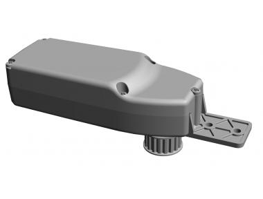 Slide 80 24Vdc Chiaroscuro Kit Automazione per Persiane Scorrevoli Max 160Kg
