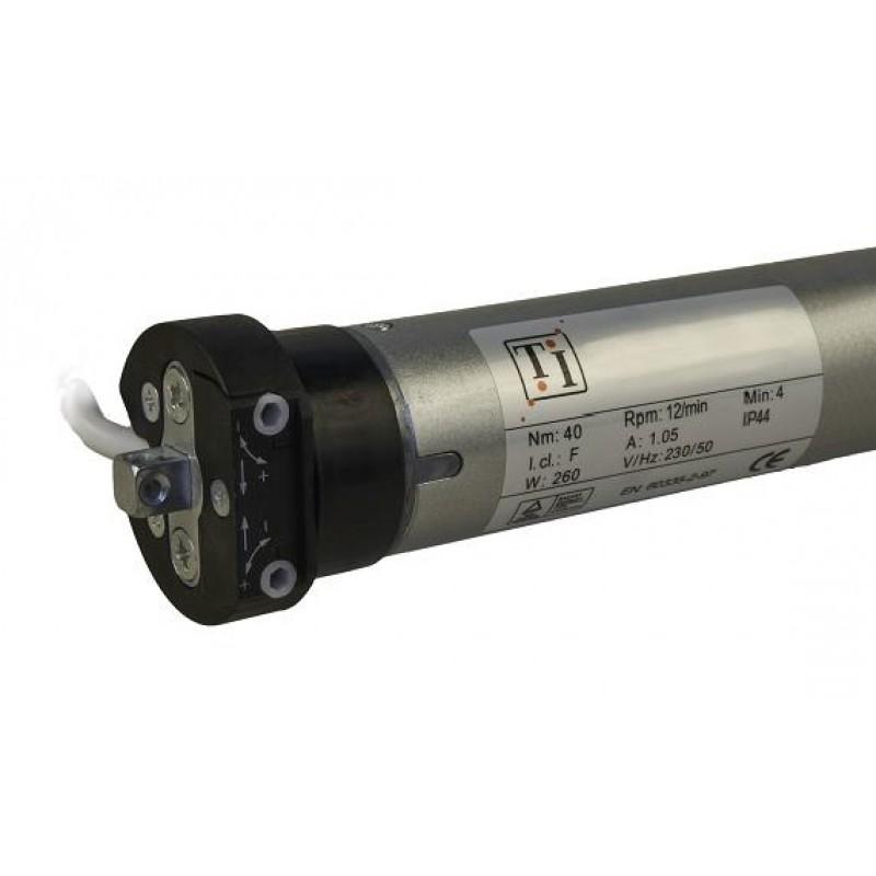 Motorino Elettrico Per Avvolgibili.Acquista Motore Tubolare Smart Per Tapparella Avvolgibile Tech International Windowo