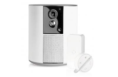Somfy One+ Telecamera e Allarme Premium All-In-One