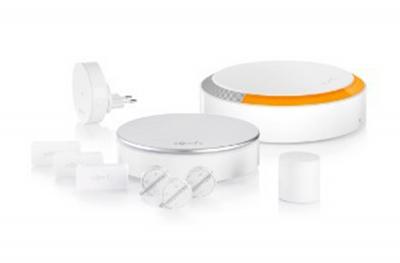 Somfy Protect Home Alarm Plus Sistema Allarme per Casa Perimetro di Sicurezza